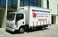 Professional Freight Services