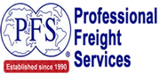 Professional Freight Services Melbourne